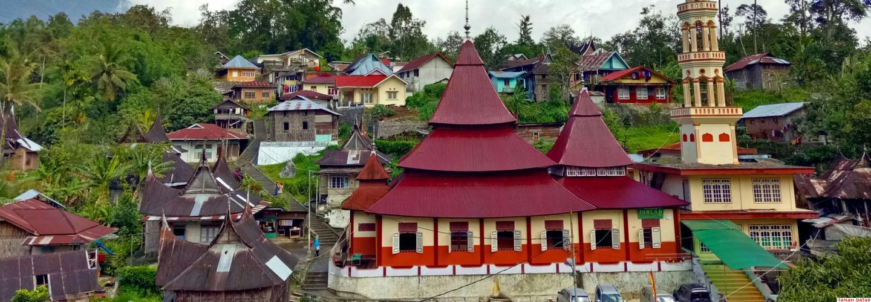 Pariangan merupakan nagari tertua di ranah Minang