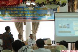 BSSN Sosialisasikan Sertifikasi Elektronik dan Tanda Tangan..