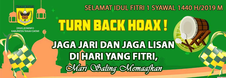 Turn Back Hoax