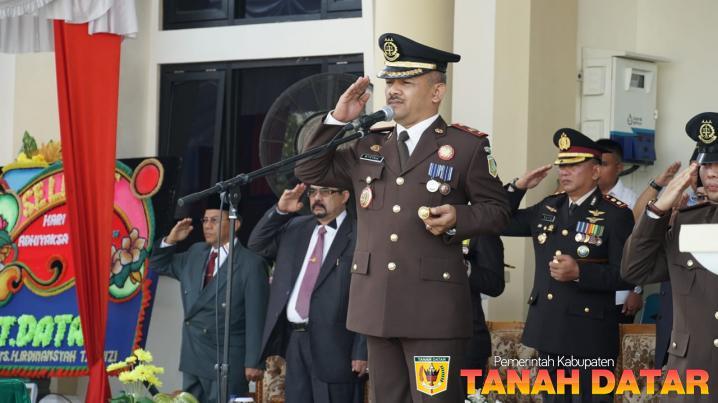 TURUT SAMPAIKAN SELAMAT, BUPATI IRDINSYAH SEBUT INOVASI JAKSA MASUK PASAR DI IDF 2019