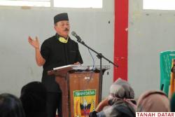 Wabup Zuldafri Gelar Dialog Dengan Tokoh Masyarakat Lima..