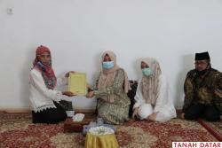 Tercatat sebagai Anggota KPN Tuah Sepakat, Ahli Waris..