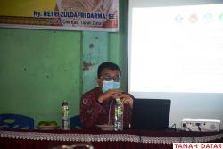 Sosialisasi GOW Tanah Datar, Kadis Dikbud Riswandi Urai Apa..