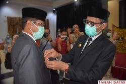 Gubernur Irwan Prayitno Lantik Erman Rahman Jadi Pjs Bupati..