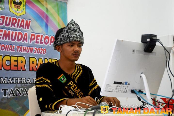 Masuk Nominasi Tujuh Besar Pemuda Pelopor Nasional, Reza Cancer Randa Kembali Dinilai