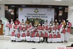 WAQAF 1.000 HAFIZH KE V, 31 ORANG PESERTA TERBAIK DIBERI..