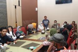 Silaturahmi IKNBP, Bupati Zuldafri Sampaikan Terima Kasih