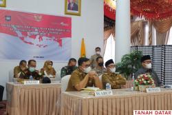 Presiden Joko Widodo beri Arahan pada Rakor Kepala Daerah..