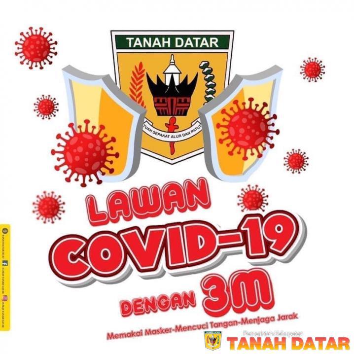 Update Rabu : Lima Orang Konfirmasi Positif Covid-19