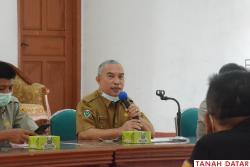STAF AHLI BUPATI dr. ERMON REVLIN : PEMKAB TANAH DATAR..