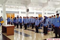 Bupati Eka Putra Lantik 298 Pejabat baru di Tanah Datar